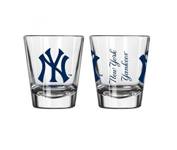 CLEAR SHOT GLASSES